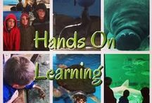 {hands-on science} / by Marcy (Ben and Me)