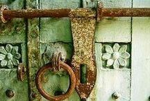 Doors  / by Tamera Sarkozi