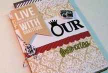 Mini albums / by Jennifer Phipps