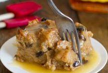 Sweeeet~Bread Pudding / by Tamera Sarkozi