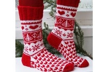 Favorite Christmas Themed Knitting Patterns / Some of our favorite patterns for holiday decor and garments. / by PlanetPurl.com
