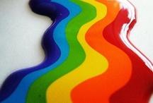 Rainbow / by Margarida ★ Paes