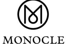 MONOCLE / by Gustavo Ortuño