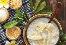 """ViEt SwEEts / A delicious Vietnamese meal is not complete without a """"to-die-for"""" Vietnamese dessert! / by pinyen34"""