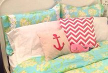 Beachy / Preppy Bedroom / by Before I Forget
