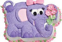 khloes elephant bday party / by Lisa Stillwell