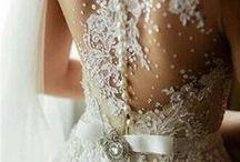 Wedding-Bridal / by Emmanuelle St-Jean