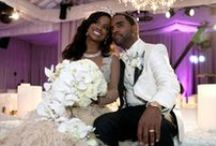 Wedding Bells / Isn't it romantic? Your favorite celebrities share their wedding pictures. / by Sister 2 Sister