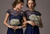 Navy and gold / by White Mischief Bridal