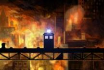 Doctor who 50th anniversary   / The 50th anniversary   / by Jack Morgan