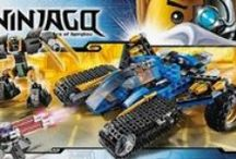 lego ninjago entertainment 365/12 / for all people who love ninjago  / by Jack Morgan
