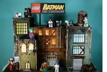 lego batman  / by Jack Morgan