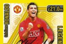 Match attax 365/12  / match attax news and cards  / by Jack Morgan