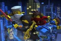 Lego Ninjago Rebooted Sets / by Jack Morgan
