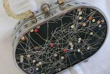 Handbags (3) / Board full / by Diane Yacopino