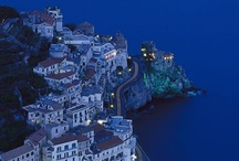ITALY / I want to live in a villa, drink wine, eat cheese and grow olives and grapes / by Roger Coston