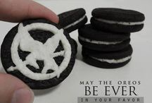 May the odds be ever in your favor!!! / by Mileia Ramirez