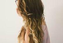 Hair, Make-up, Nailsss / #beauty / by Maika Taguchi