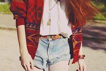Gotta love hipsters / Hipster fashion / by Hannah Smolinski