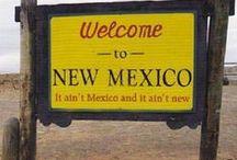 New Mexico / by Raquel Allen
