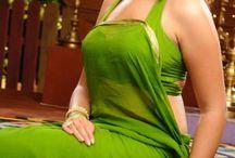 Sarees, Lehengas & Cholis / Indian women wear. Sarees, blouses, lehenga choli,  / by Mail KS