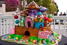 Candyland...The game / All things candy land / by Terri Campbell