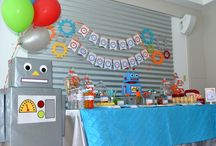 Let's Party! / Super cute party ideas, themes, and favors. / by Modern Happenings