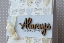 Cards / Cards ideas that I may want to make in the future. / by Heather Hoagland
