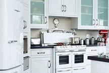 Retro & Vintage Kitchens / Old school is so cool. / by Kitchen Design Ideas