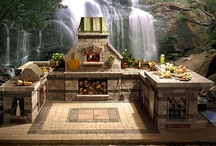 Outdoor Kitchens / Delightful kitchens from the great outdoors... / by Kitchen Design Ideas
