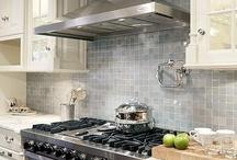 Backsplash Ideas / Memorable kitchen backsplashes. / by Kitchen Design Ideas