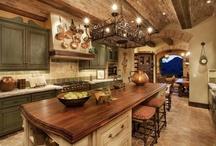 Rustic Kitchens / by Kitchen Design Ideas
