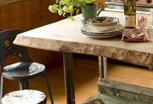 Chairs & Tables / Kitchen Tables & Chairs, Banquettes, and Bar Stools... / by Kitchen Design Ideas