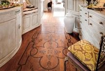 Kitchen Floors / Look down. / by Kitchen Design Ideas