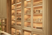 Glass Cabinets / by Kitchen Design Ideas