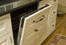 Dishwashers / by Kitchen Design Ideas