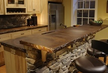 Countertops / by Kitchen Design Ideas