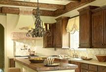 Tuscan Kitchens / by Kitchen Design Ideas