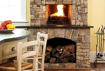 Kitchen Fireplaces / by Kitchen Design Ideas