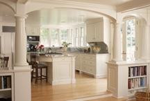 Open Plan Kitchens / by Kitchen Design Ideas