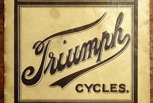 A Triumph Tribute - Lucky Brand / by Lucky Brand