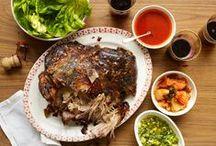 Asiana Recipes  / (non-vietnamese recipes) / by Raysha Sadang