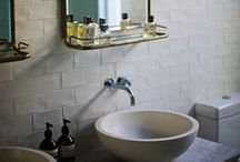 BATHROOM INTERIORS++ / A COMMUNITY MOOD BOARD CURATED BY LOTFI++ / by LOTFI from LOS TRI∆NGLES++