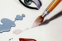 Lizzie Biz Illustrations / Drawing Inspirations / by liz ciesluk