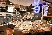 Inside the Market / Get a Behind-the-Scenes Look of Our Market at Pike Place! / by Pure Food Fish Market