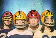 Red Hot Chili Peppers / by Emmy Bachman