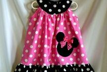 Baby / girl dresses / by Lizette Montalvo Flores