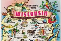 Wisconsin / I lived in Greendale, Wisconsin from July 1972- July 1977 and July 1980 - June 1988. So, I lived in Wisconsin for 13 years.  / by Kara