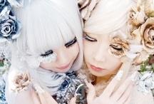 Harajuku/Lolita/Kei / One day I will venture to Japan :)  / by Paris Stafford
