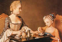 18th Century Tea Coffee Chocolate and other drinks / by Elizabeth Hobbs